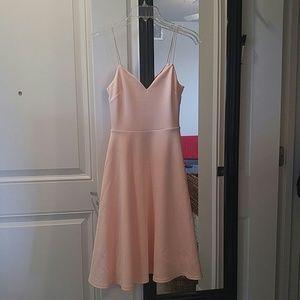 Asos spaghetti-strap dress.